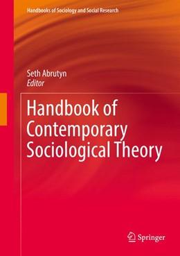 Abbildung von Abrutyn | Handbook of Contemporary Sociological Theory | 2017