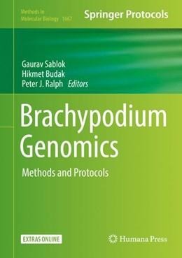 Abbildung von Sablok / Budak | Brachypodium Genomics | 1. Auflage | 2017 | beck-shop.de