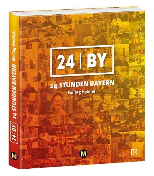24 Stunden Bayern, 2017 | Buch (Cover)