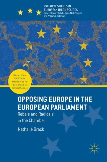 Abbildung von Brack | Opposing Europe in the European Parliament | 2017