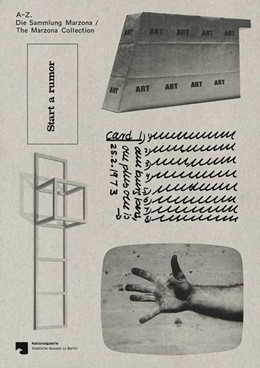 Abbildung von A-Z // Die Sammlung Marzona | 2017
