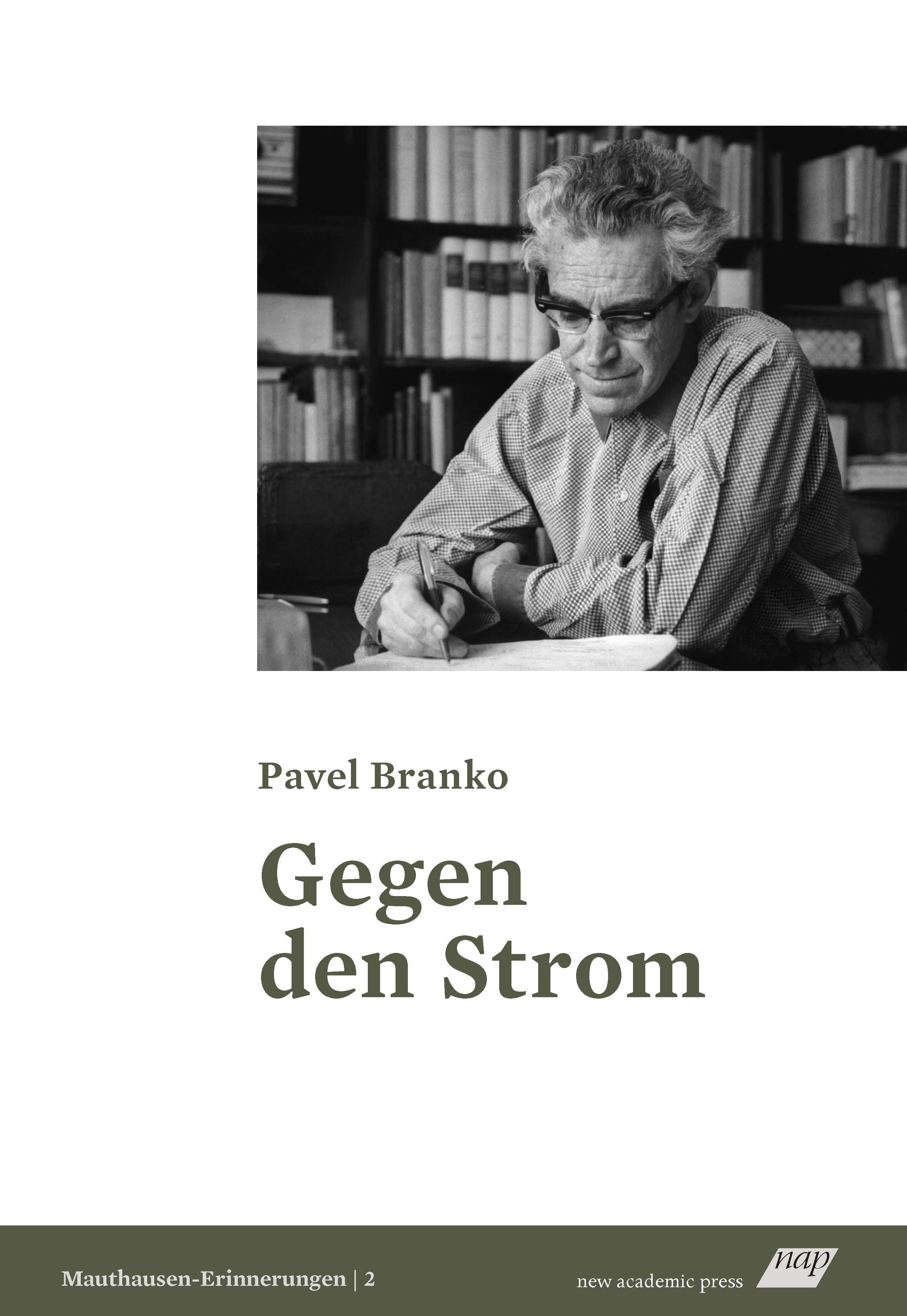Gegen den Strom | Branko, 2018 | Buch (Cover)