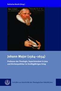 Johann Major (1564-1654) | Bracht, 2017 | Buch (Cover)