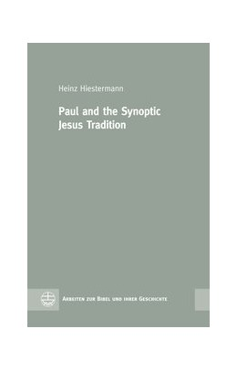Abbildung von Hiestermann | Paul and the Synoptic Jesus Tradition | 2017