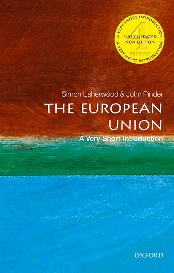 The European Union: A Very Short Introduction | Pinder / Usherwood, 2017 | Buch (Cover)