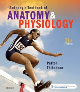 Abbildung von Patton / Thibodeau | Anthony's Textbook of Anatomy & Physiology | 21. Auflage | 2018 | beck-shop.de