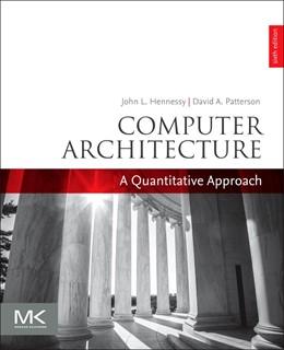 Abbildung von Hennessy / Patterson | Computer Architecture | 2017 | A Quantitative Approach