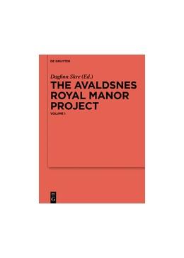 Abbildung von Skre   Avaldsnes - A Sea-Kings' Manor in First-Millennium Western Scandinavia   1. Auflage   2017   104   beck-shop.de
