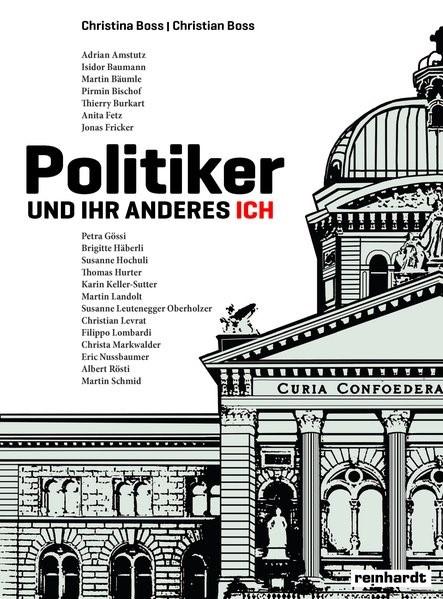 Politiker und ihr anderes Ich   Boss, 2017   Buch (Cover)