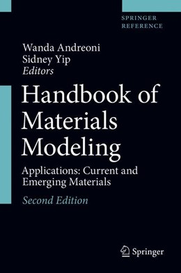 Abbildung von Yip / Andreoni | Handbook of Materials Modeling | 2nd ed. 2020 | 2020 | Applications: Current and Emer...