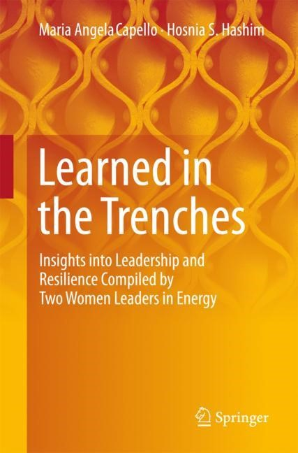 Learned in the Trenches | Capello / Hashim | 1st ed. 2018, 2017 | Buch (Cover)