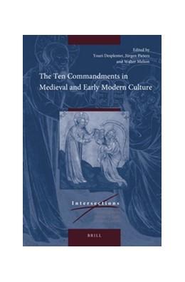 Abbildung von Desplenter / Pieters / Melion | The Ten Commandments in Medieval and Early Modern Culture | 2017 | 52