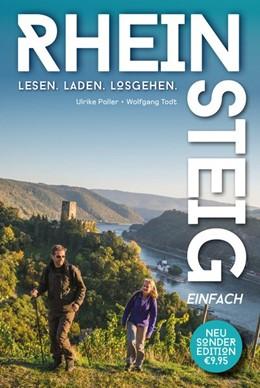 Abbildung von Poller / Uwe / Todt   Rheinsteig einfach - Pocket-Wanderführer zum kleinen Preis   unveränderter Nachdruck   2018   Der günstige Pocketführer mit ...