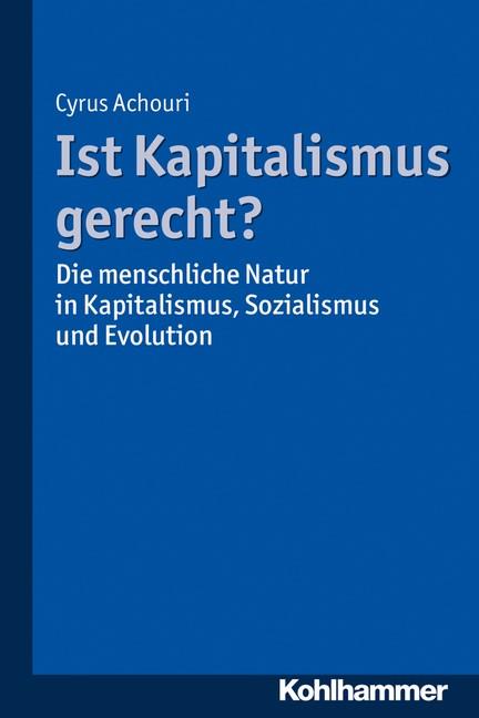Ist Kapitalismus gerecht? | Achouri, 2017 | Buch (Cover)