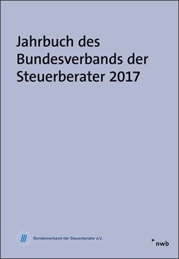 Abbildung von Lüdicke (Hrsg.) | Jahrbuch des Bundesverbands der Steuerberater 2017 | 1. Auflage | 2017 | beck-shop.de