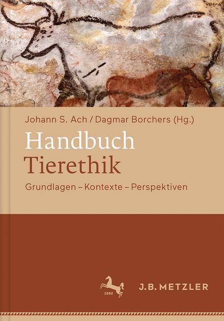 Handbuch Tierethik | Ach / Borchers, 2019 | Buch (Cover)