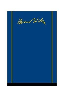 Abbildung von Weber / Hübinger | Max Weber-Gesamtausgabe | 1. Auflage | 2017 | beck-shop.de