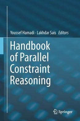 Abbildung von Sais / Hamadi | Handbook of Parallel Constraint Reasoning | 1st ed. 2018 | 2018