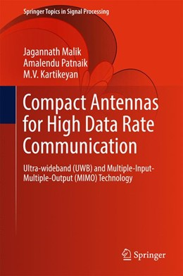 Abbildung von Malik / Patnaik / Kartikeyan | Compact Antennas for High Data Rate Communication | 1st ed. 2018 | 2017 | Ultra-wideband (UWB) and Multi... | 14