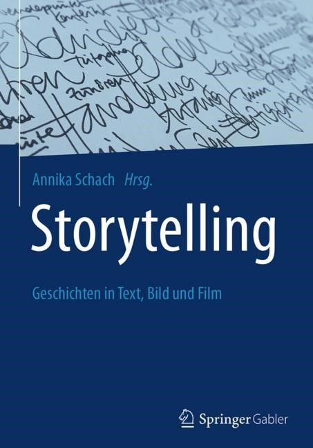 Storytelling | Schach, 2017 | Buch (Cover)