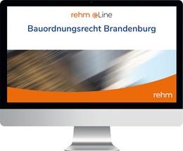 Abbildung von Dirnberger / Förster | Bauordnungsrecht Brandenburg online | 1. Auflage | | beck-shop.de