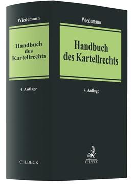 Abbildung von Wiedemann | Handbuch des Kartellrechts | 4., neu bearbeitete Auflage | 2020