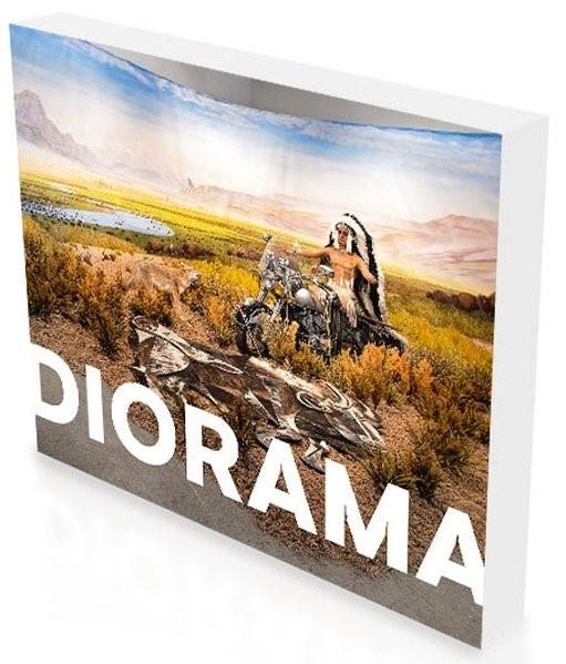 Abbildung von Dohm / Garnier / Le Bon / Ostende | Diorama - Erfindung einer Illusion | 2017