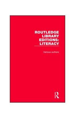 Abbildung von Various | Routledge Library Editions: Literacy | 1. Auflage | 2017 | beck-shop.de