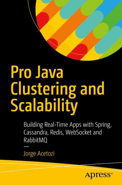 Abbildung von Acetozi   Pro Java Clustering and Scalability   1st ed.   2017