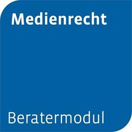 Abbildung von Beratermodul Otto Schmidt Medienrecht   1. Auflage     beck-shop.de