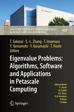 Abbildung von Sakurai / Zhang / Imamura / Yamamoto / Kuramashi / Hoshi | Eigenvalue Problems: Algorithms, Software and Applications in Petascale Computing | 1st ed. 2017 | 2018 | EPASA 2015, Tsukuba, Japan, Se... | 117