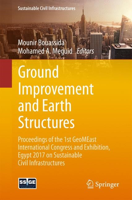 Ground Improvement and Earth Structures | Bouassida / Meguid | 1st ed. 2018, 2017 | Buch (Cover)