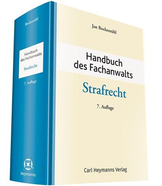 Handbuch des Fachanwalts Strafrecht | Bockemühl | 7. Auflage, 2017 | Buch (Cover)