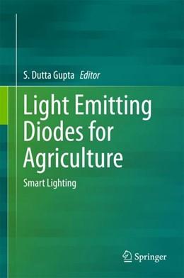 Abbildung von Dutta Gupta | Light Emitting Diodes for Agriculture | 1. Auflage | 2017 | beck-shop.de