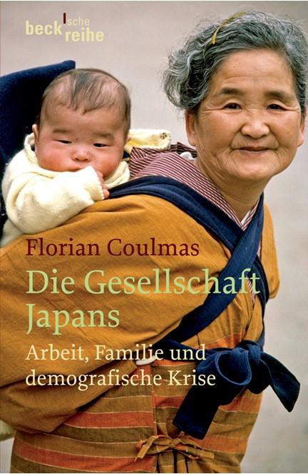 Cover: Florian Coulmas, Die Gesellschaft Japans