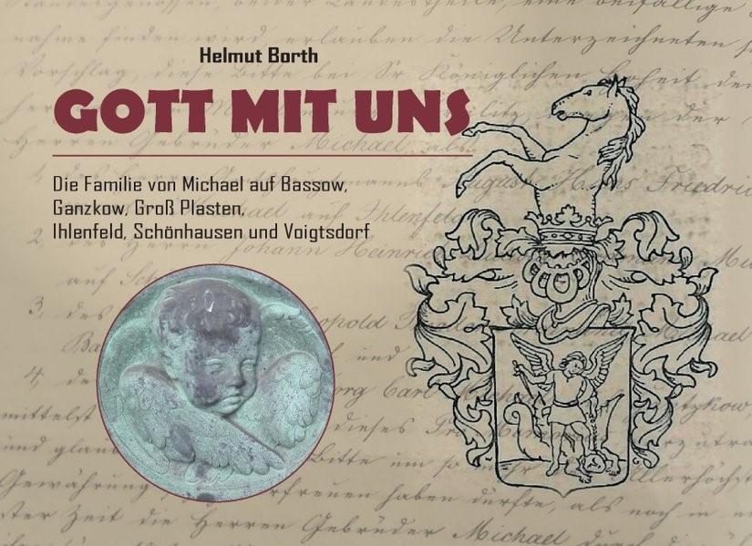 Gott mit uns | Borth, 2017 | Buch (Cover)
