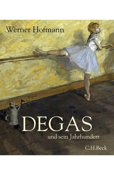 Cover: Werner Hofmann, Degas