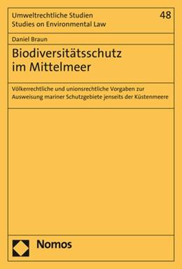 Abbildung von Braun   Biodiversitätsschutz im Mittelmeer   2020   Völkerrechtliche und unionsrec...   48