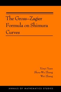 Abbildung von Yuan   Gross-Zagier Formula on Shimura Curves   2012