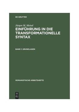 Abbildung von Meisel | Grundlagen | 1. Auflage | 1973 | beck-shop.de