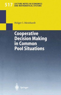Abbildung von Meinhardt | Cooperative Decision Making in Common Pool Situations | 2002 | 517