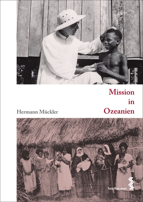 Mission in Ozeanien   Mückler, 2010   Buch (Cover)