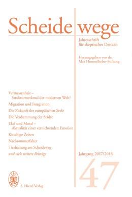 Abbildung von Scheidewege | 2017 | Jahresschrift für skeptisches ...