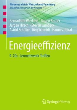 Abbildung von Weyland / Bruder / Hirsch / Lambeck / Schülke / Schmidt / Utikal | Energieeffizienz | 2017 | 9. CO2-Lernnetzwerk-Treffen