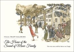Abbildung von The Home of the Sound of Music Family | 2017 | Villa Trapp Salzburg