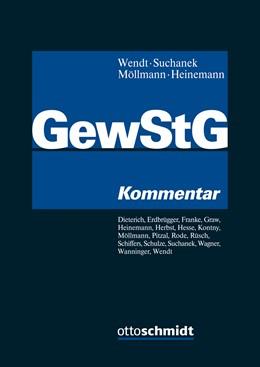 Abbildung von Wendt / Suchanek / Möllmann / Heinemann (Hrsg.) | Gewerbesteuergesetz - GewStG | 2019 | Kommentar