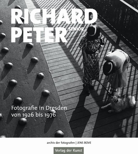Richard Peter senior | Bove, 2017 | Buch (Cover)