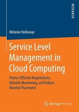 Abbildung von Holloway | Service Level Management in Cloud Computing | 1st ed. 2017 | 2017 | Pareto-Efficient Negotiations,...