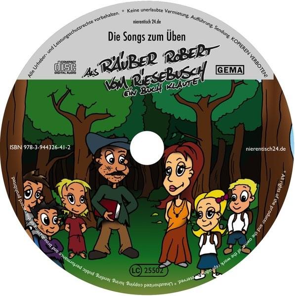 Abbildung von 25 Übungs-CDs