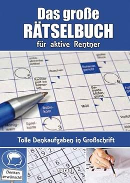 Abbildung von Rätselbuch für Aktive Rentner | 1. Auflage | 2017 | beck-shop.de
